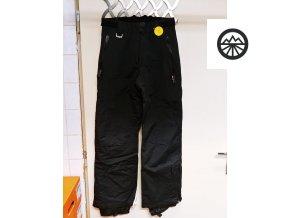 Dam. zimní kalhoty ZEMBLA SANDRA BLACK vel. 40
