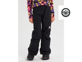 Kalhoty BURTON G ELITE CARGO PT TRUE BLACK 2020 S