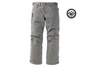 Kalhoty BURTON BOYS BARNSTORM PT BOG HEATHER 2020