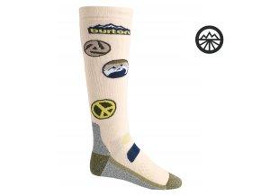 Ponožky BURTON M PRFRMNC MW SK TREKKER 2020