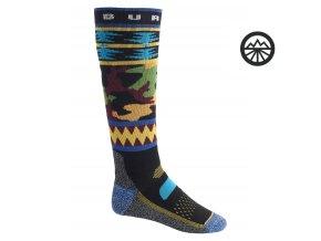 Ponožky BURTON M PRFRMNC MW SK MASHUP 2020