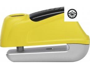 350 Trigger Alarm Yellow