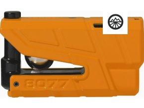 8077 Granit Detecto X Plus Orange