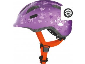 Smiley 2.0 purple star