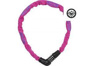 5805C/75 pink Steel-O-Chain