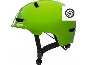 Scraper Kid 3.0 shiny green