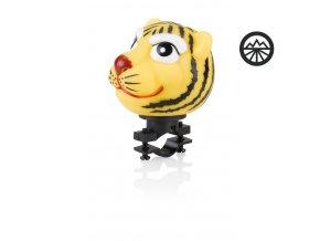 Zvonek klakson tygr