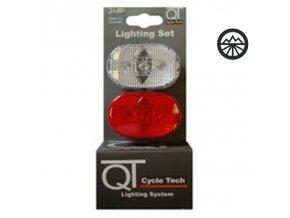 Sada osvětlení QT Cycle Tech