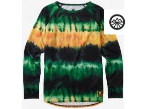 Funkční prádlo BURTON 1ST LAYER SET Slime Surf Stripe L