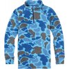 youth 1 4zip kids fleece bluesteel duck hunter camo