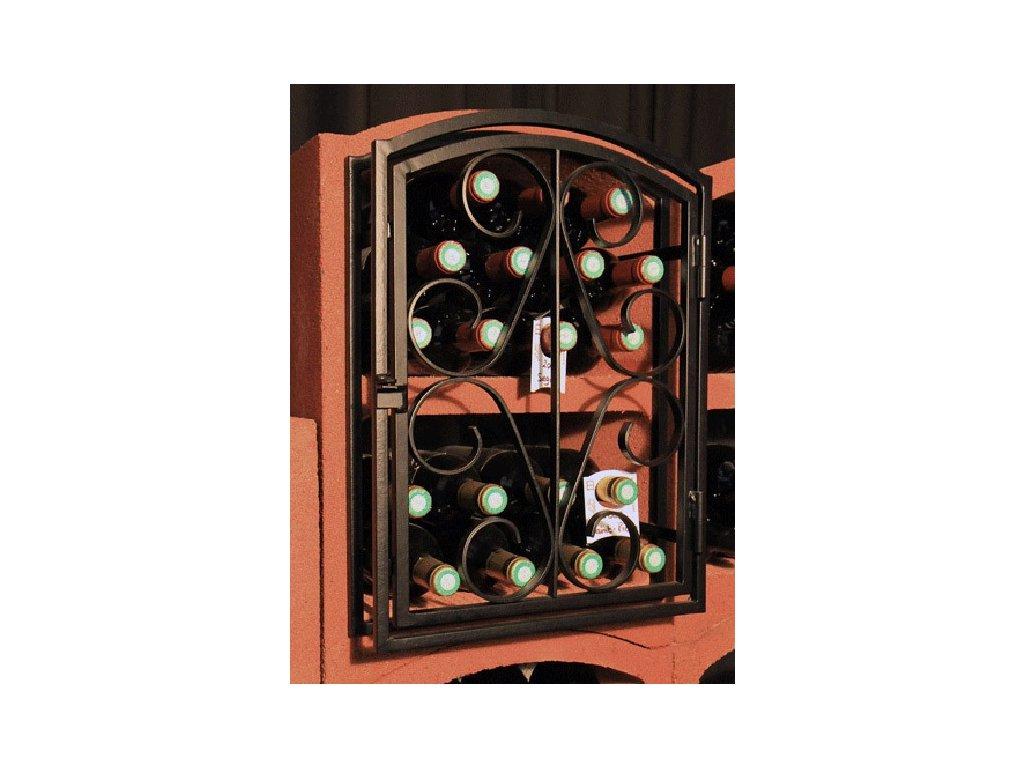 Bloc Cellier Standard rács