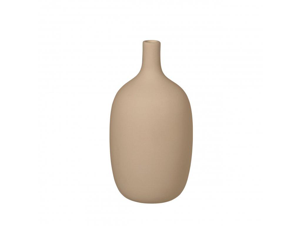 1694 1 ceola bezova vaza 21 cm
