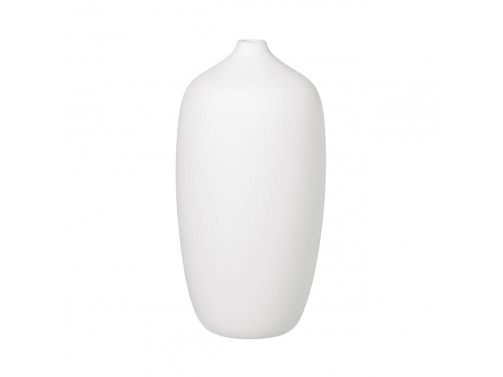 1700 1 ceola bila vaza 25 cm
