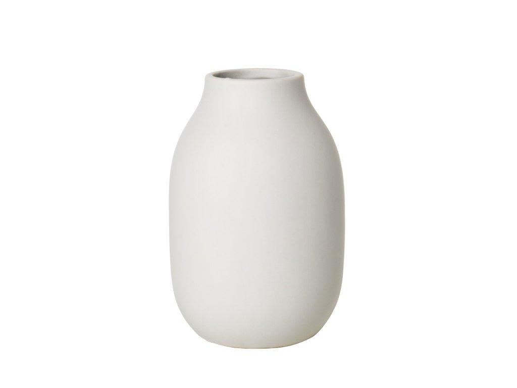 1748 1 colora vaza kremova 15 cm