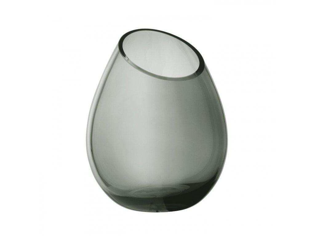 1877 2 drop vaza h 24 cm 19 cm seda