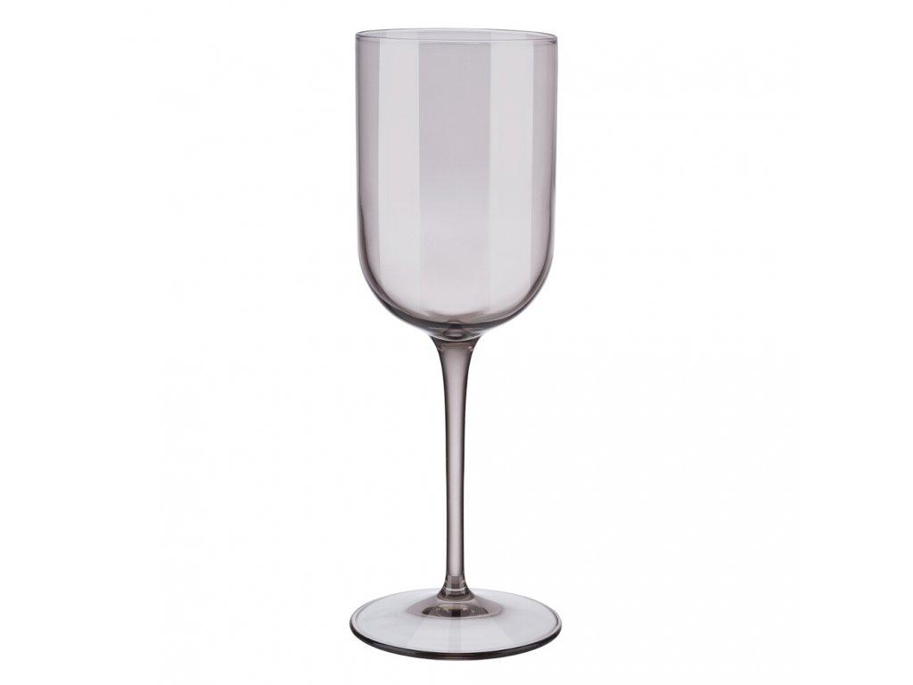 2183 1 fuum sada 4 sklenic na bile vino 0 28 l hneda
