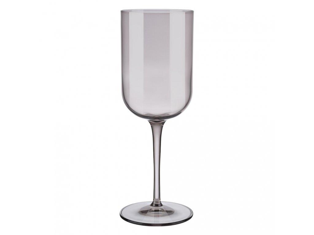 2189 1 fuum sada 4 sklenic na cervene vino 0 4 l hneda