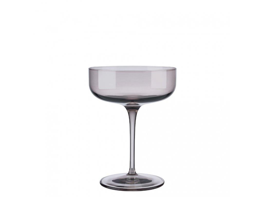 2210 1 fuum sada 4 sklenic na sekt 0 3 l hneda