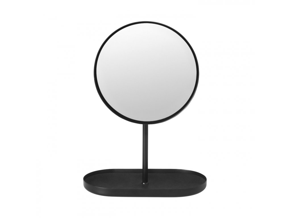 2540 1 modo kosmeticke zrcadlo cerne