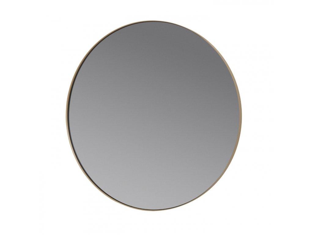 3092 2 rim nastenne zrcadlo 80 cm bezova