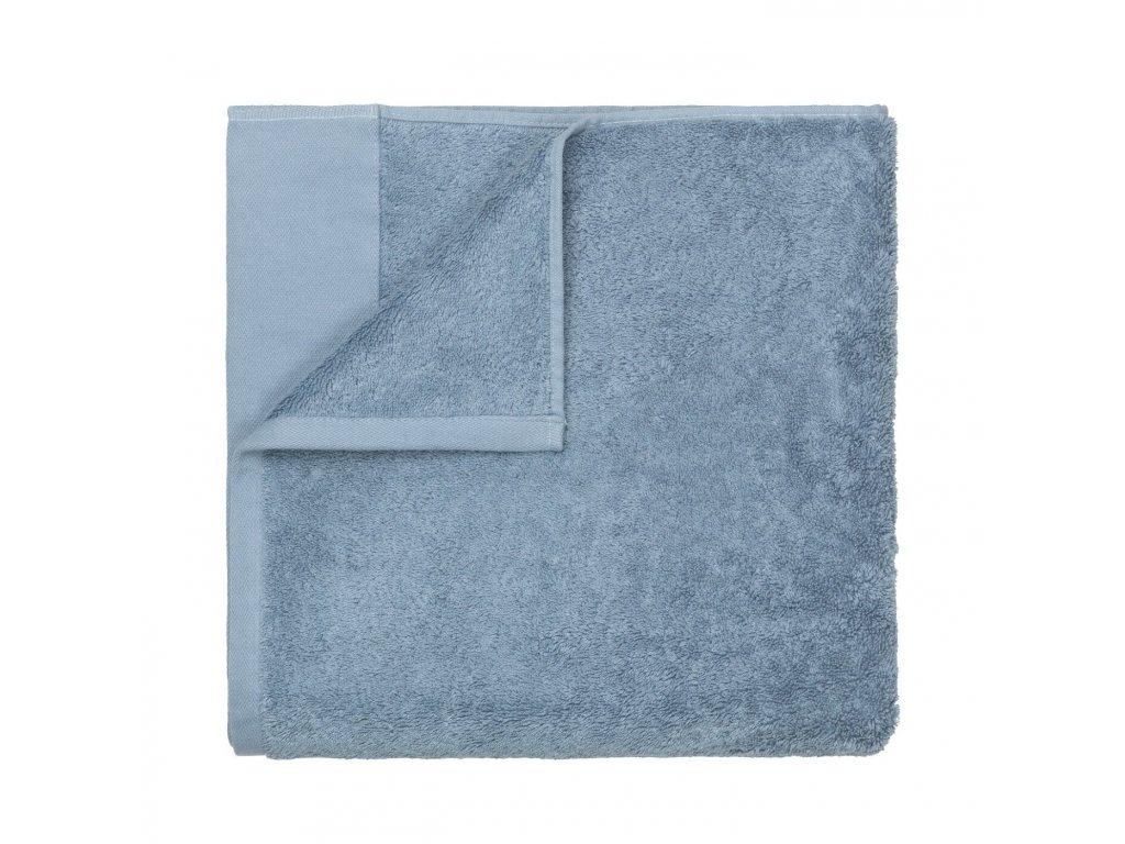 3233 1 riva saunovy rucnik 100 x 200 cm pastelove modra