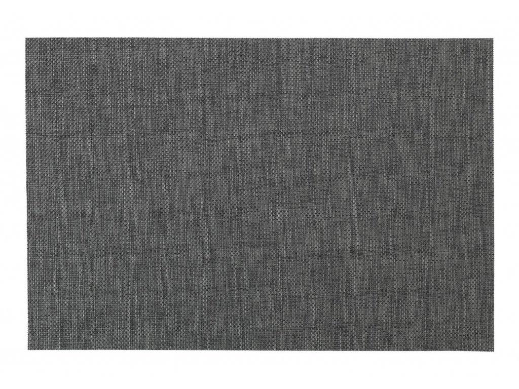 3533 1 sito prostirka 46 x 35 cm tmave seda zelena