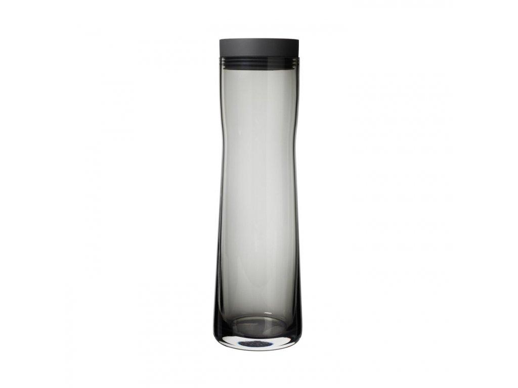 3689 splash karafa na vodu 1 ltr cerna