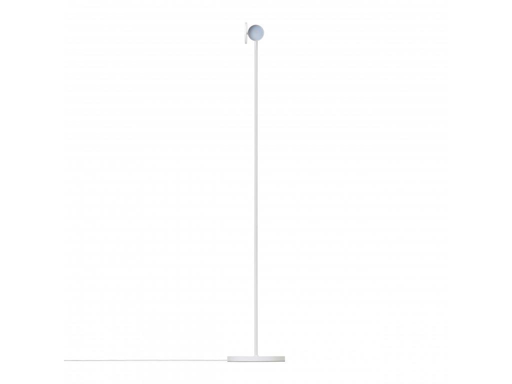 3695 3 stage stojaci lampa bila