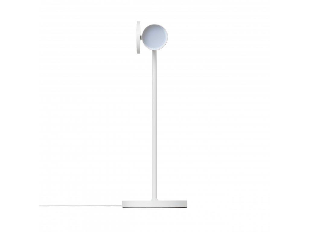3704 3 stage stolni lampa bila