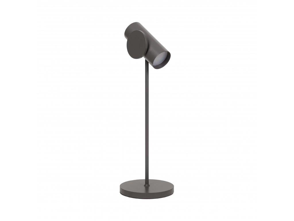 3707 8 stage stolni lampa hrejive seda