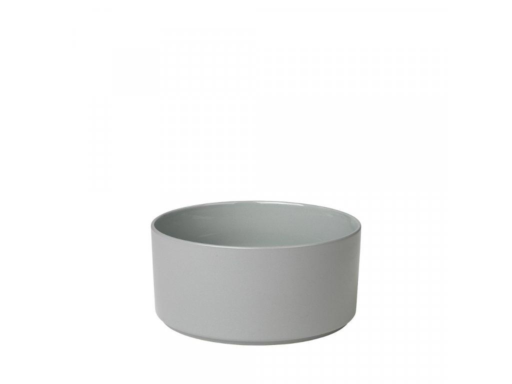 PILAR mísa L mirage gray/šedá