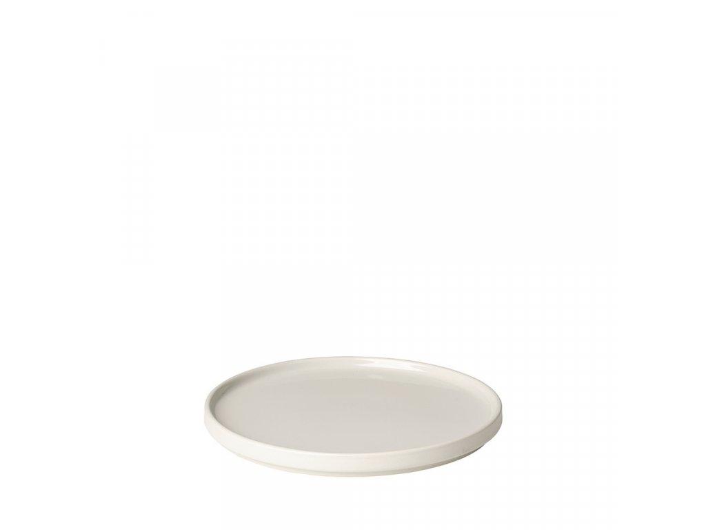 PILAR dezertní talíř moonbeam/krémová