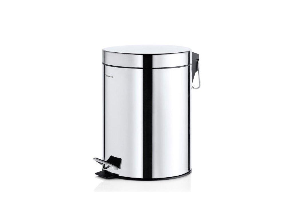 680 1 nexio odpadkovy kos 5 litru leskly