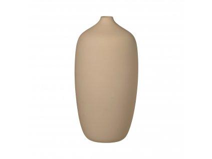 1685 1 ceola bezova vaza 25 cm
