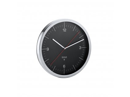 1775 1 crono cerne radiove rizene hodiny 24 cm