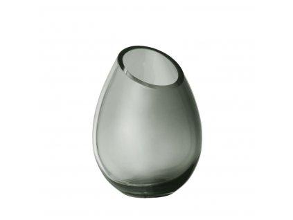 1868 2 drop vaza h 16 5 cm 12 5 cm seda
