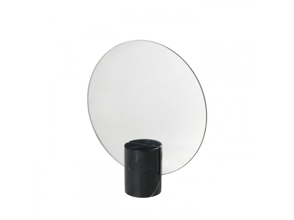 2780 1 pesa mramorove stolni zrcadlo cerne