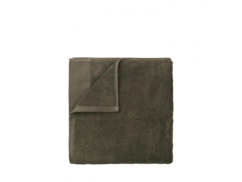 3149 1 riva rucnik 50 x 100 cm zelena
