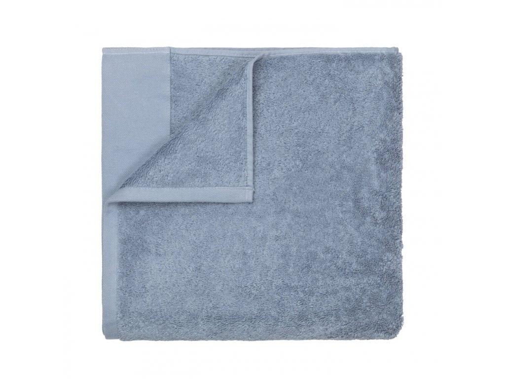 3161 1 riva rucnik 70 x 140 cm pastelove modra