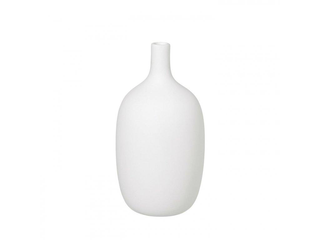 1709 1 ceola bila vaza 21 cm