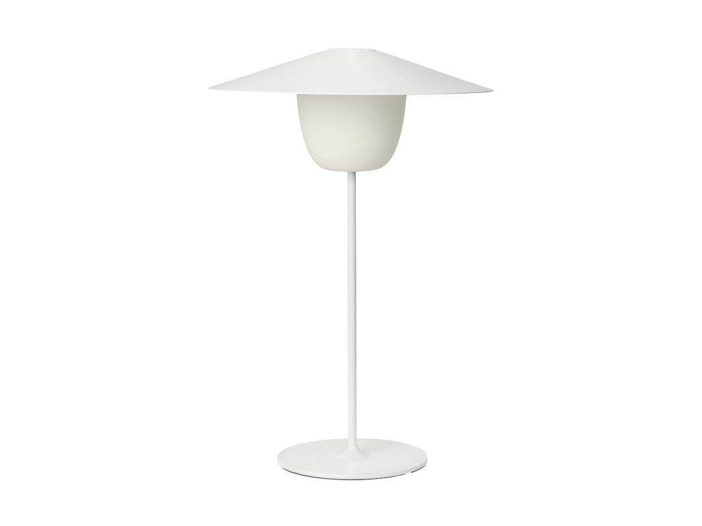 Mobilná LED lampa ANI LAMP stredná biela