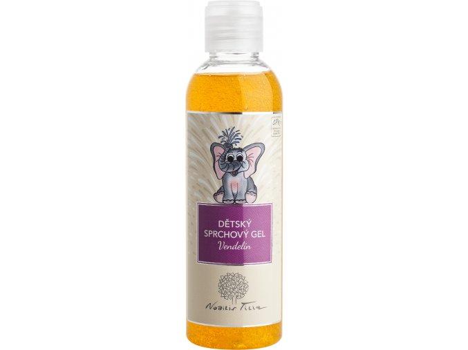 N0817I Dětský sprchový gel Vendelín 200 ml