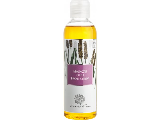 N1140I Masážní olej proti striím 200 ml