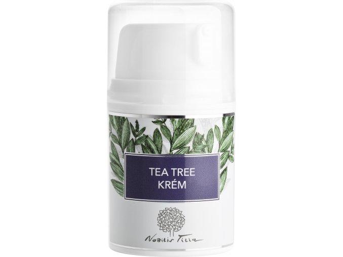 N0105E Tea tree krém 50 ml