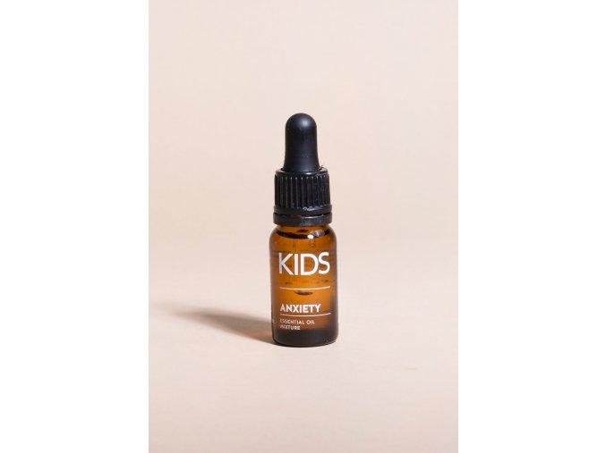 YOU & OIL KIDS Bioaktivní směs pro děti -ÚZKOST 10 ML