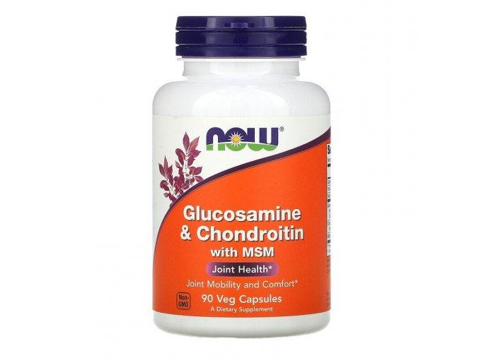 Glucosamin chondroitin 90kapslí