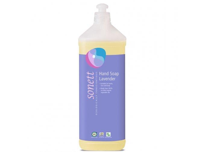 mýdlo levandule 1l