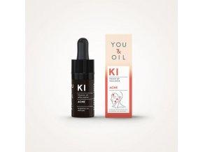 KI acne you oil grande