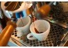 Pákové kávovary a mlýnky