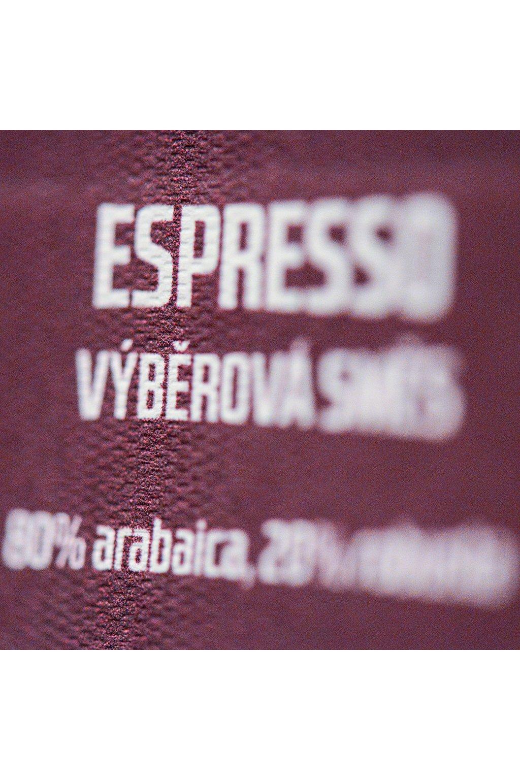 Espresso etiketa